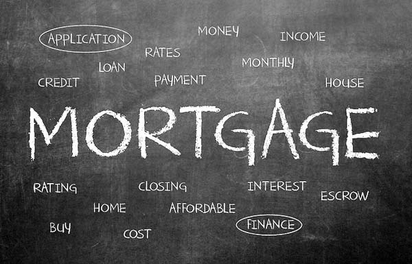 Mortgage - Image Credit: https://www.flickr.com/photos/jakerust/16319933133/