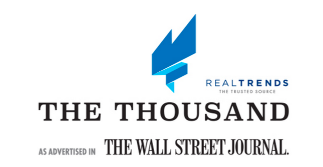 top 1000 real estate teams in USA