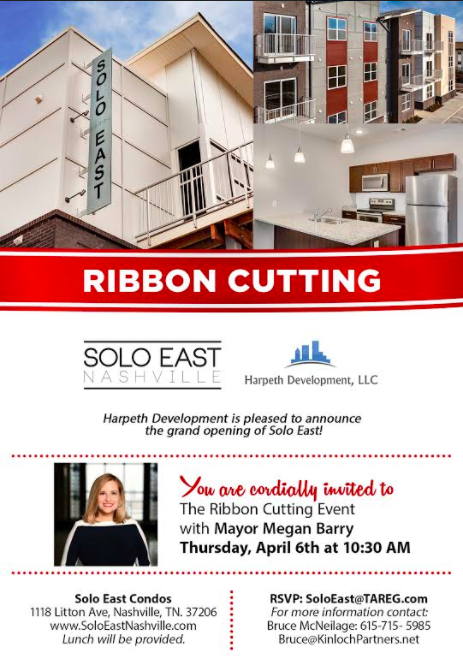 solo east ribbon cutting