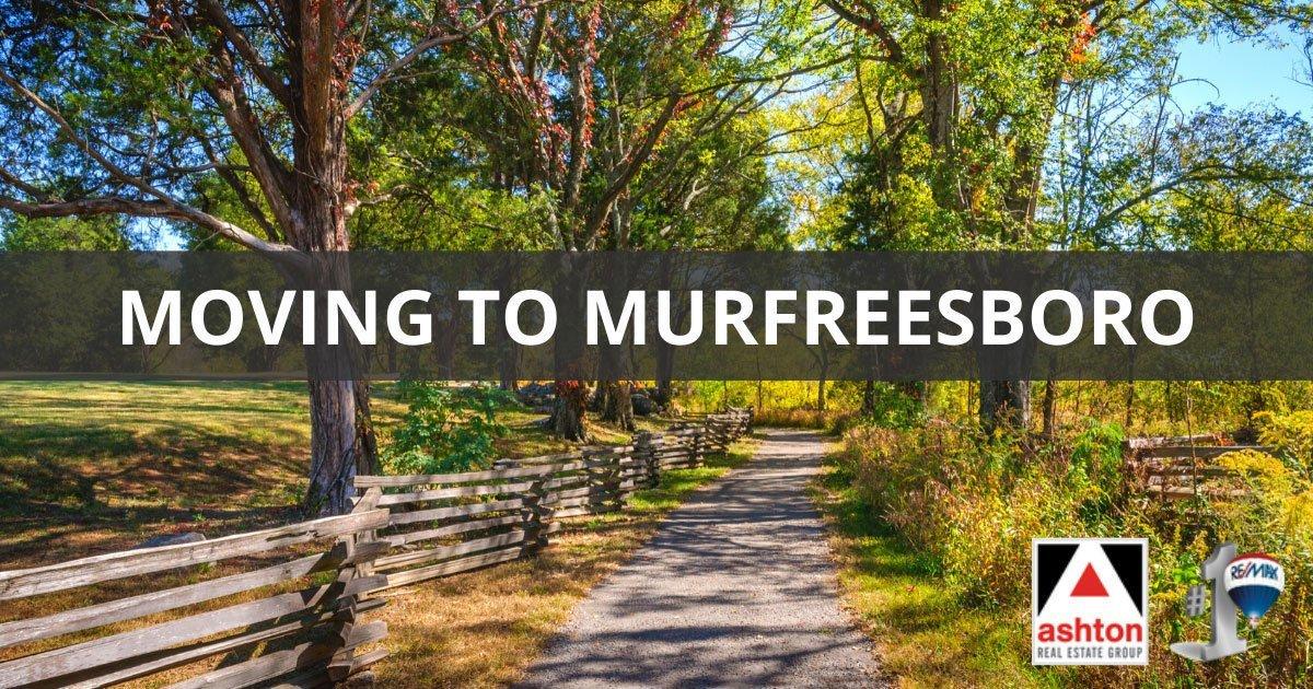 Moving to Murfreesboro, TN Living Guide