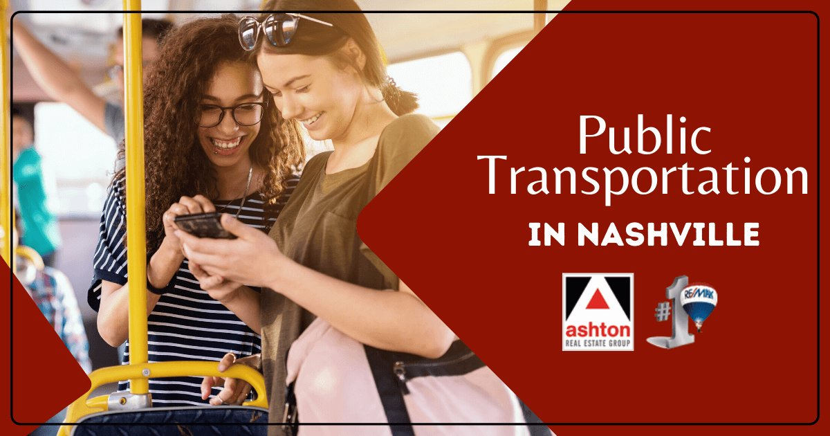 Public Transportation in Nashville