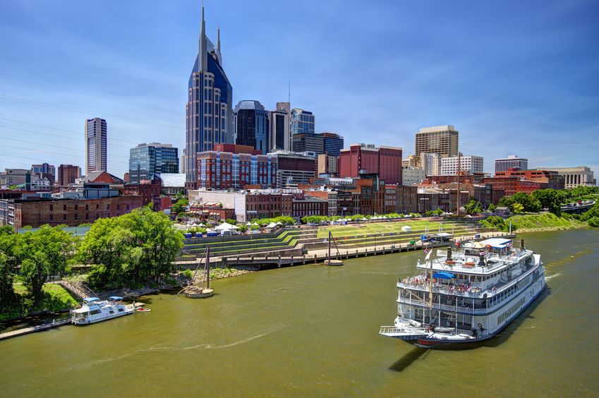 Nashville Riverboat