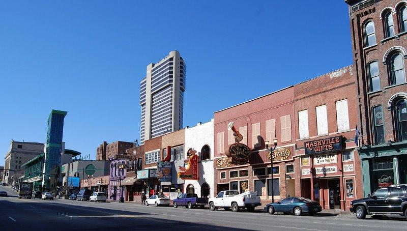 The History Of Nashville Tn