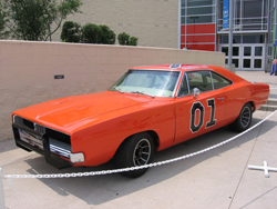 General Lee - The Dukes of Hazzard - Photo Credit: http://en.wikipedia.org/wiki/User:Schmendrick