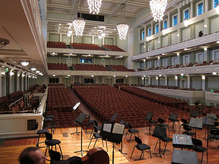 Schermerhorn Symphony Center - http://www.flickr.com/photos/sduck409/5312431777/