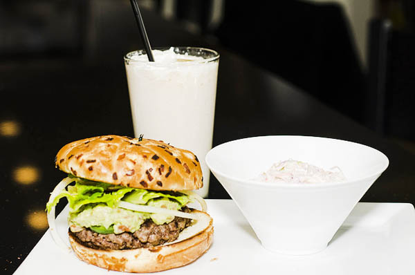 Burger and Shake - Image Credit: https://www.flickr.com/photos/kurmanphotos/11740890784/