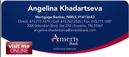 Angelina of Ameris Bank Online Loan App