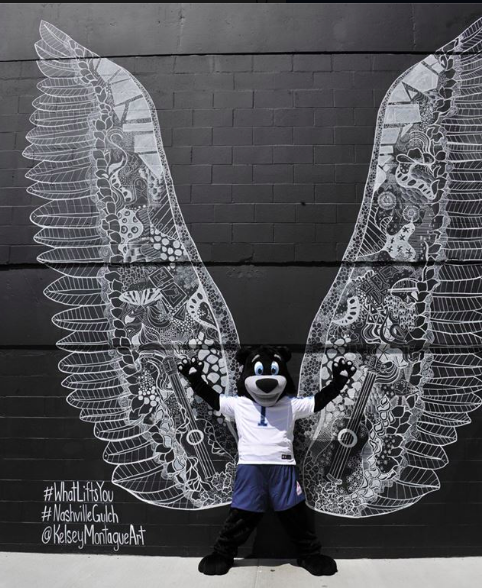 Tagger the Angel