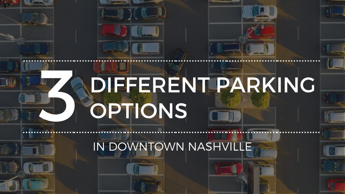 Where Can You Park in Nashville?