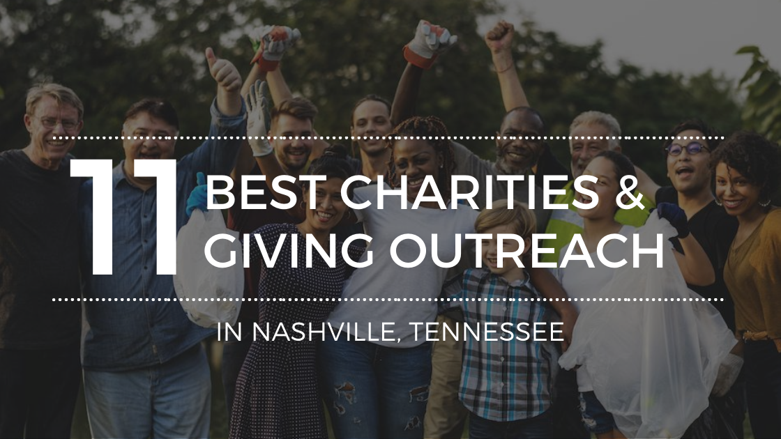 The Best Charities in Nashville