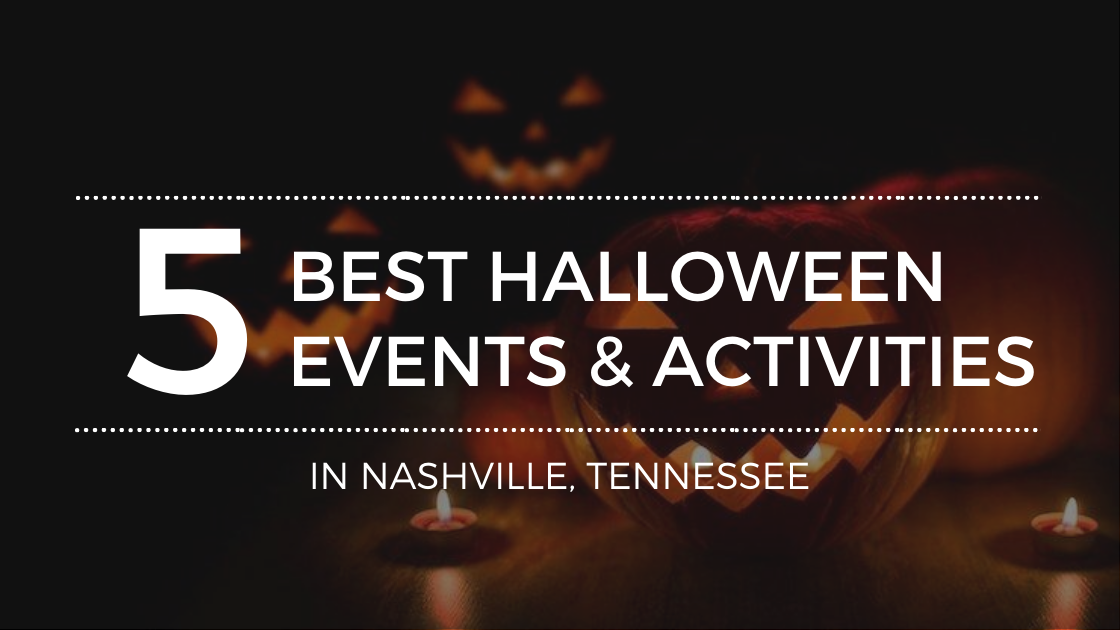 The Best Halloween Events in Nashville, TN