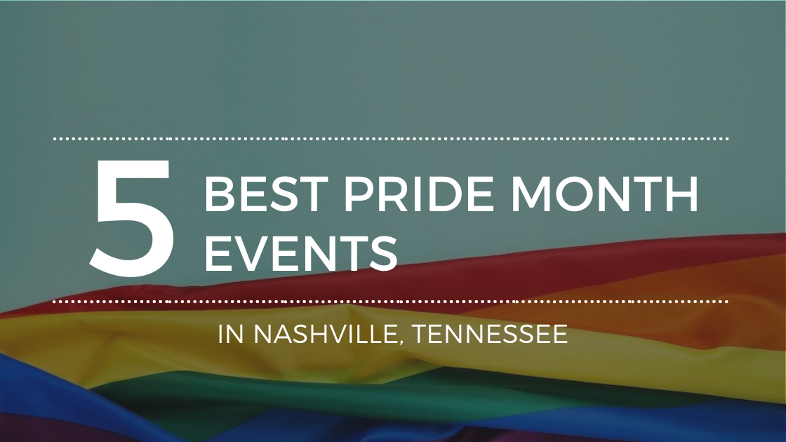 LGBTQIA Queer Events in Nashville TN This June