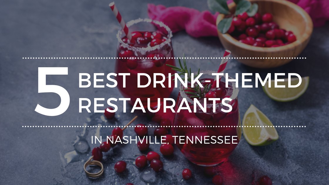 The Best Smoothie Shops, Juice Bars, and Soda Shops in Nashville, TN