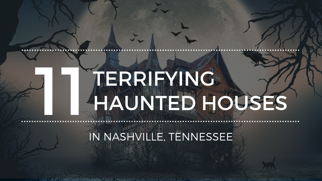 The Best Nashville Haunted Houses This Halloween