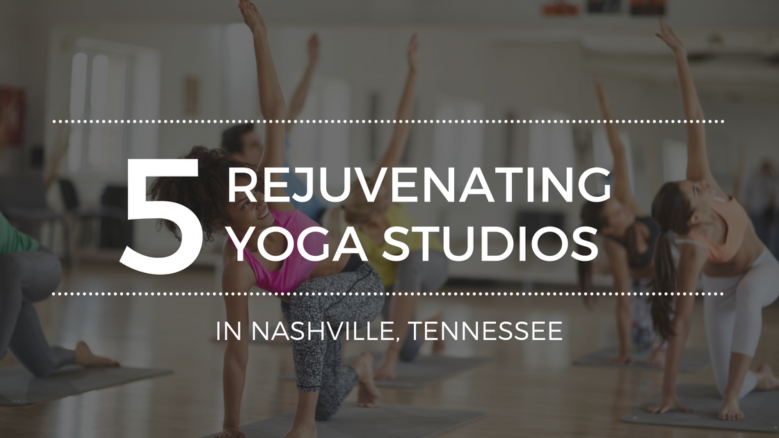Yoga Studios in Nashville, TN