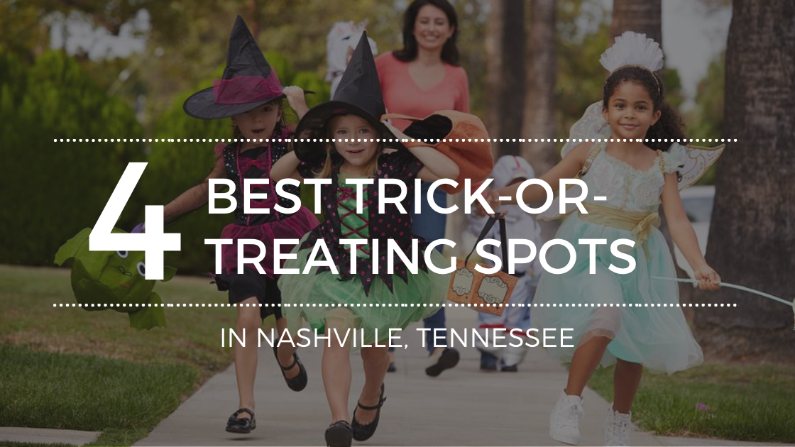Trick or Treating in Nashville
