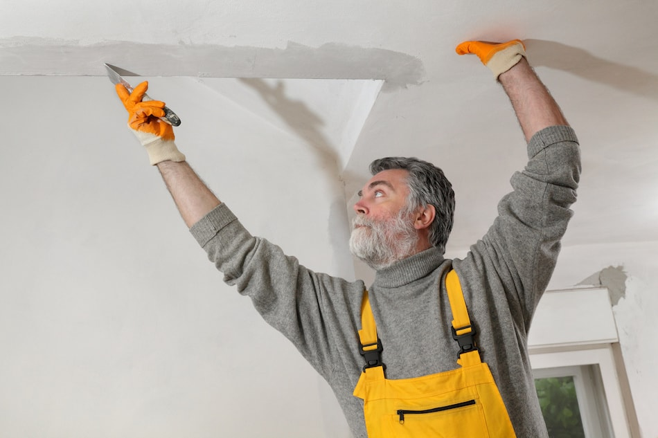 Ceiling Improvement Tips