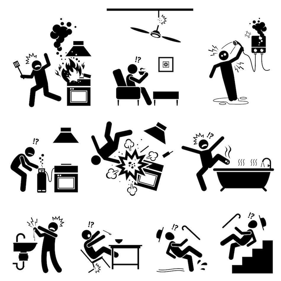 common home safety hazards to protect against karate clipart free small karate clip art free download