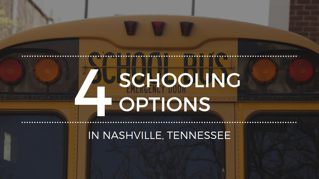The Educational Options Available in Nashville