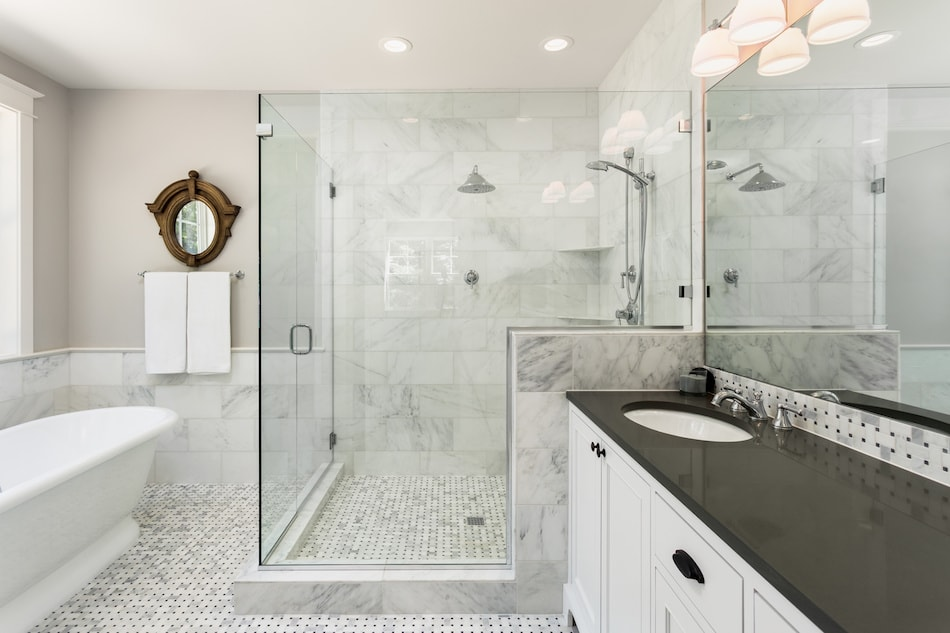 Staging Your Bathroom and Closet