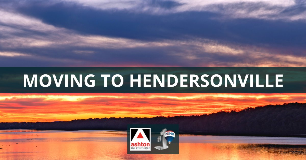 Moving to Hendersonville Relocation Guide
