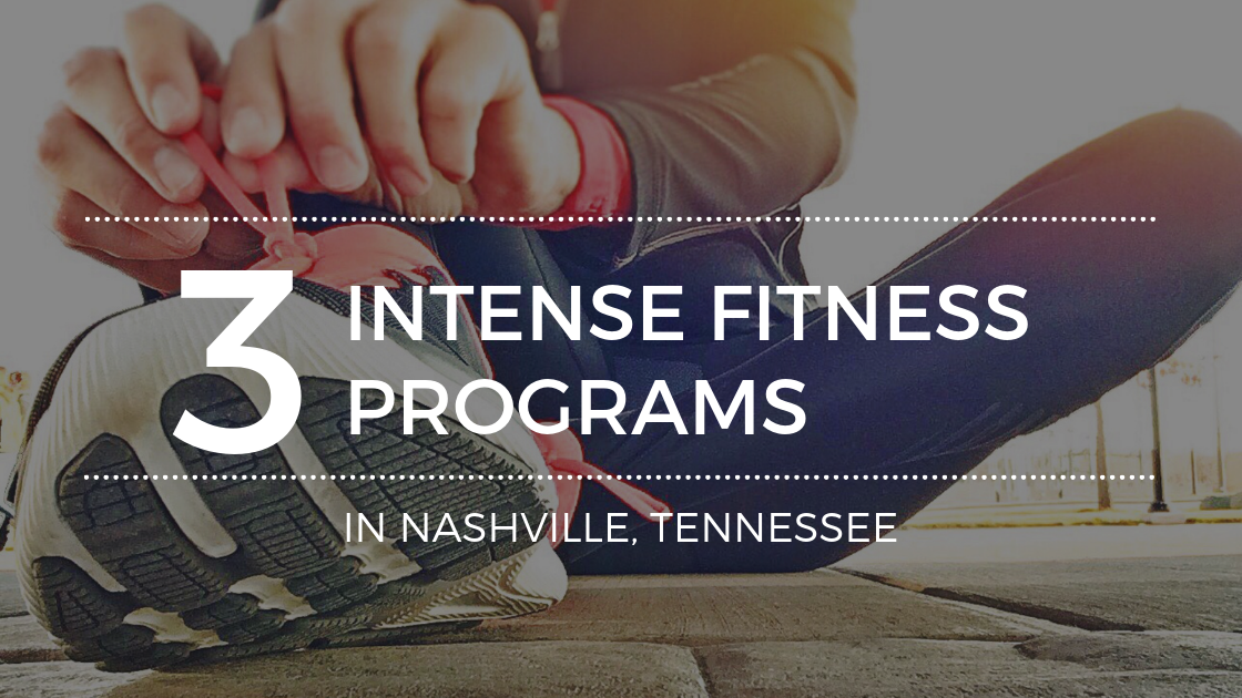 The Best Fitness Programs in Nashville