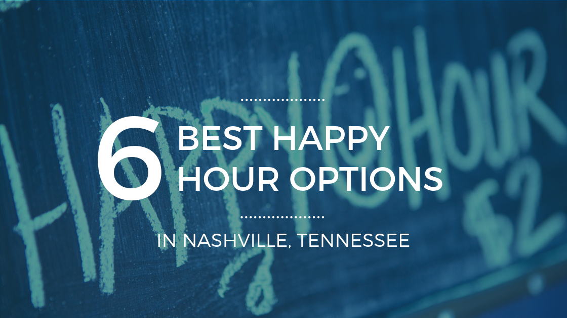 The Best Happy Hour Spots in Nashville