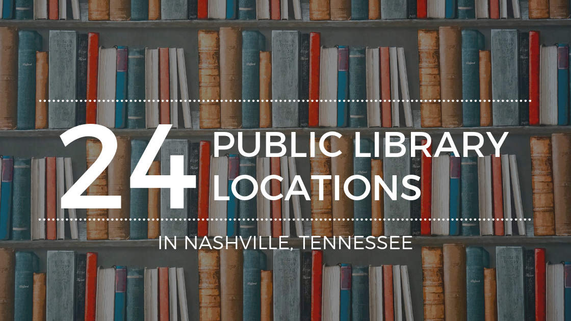 The Best Public Libraries in Nashville