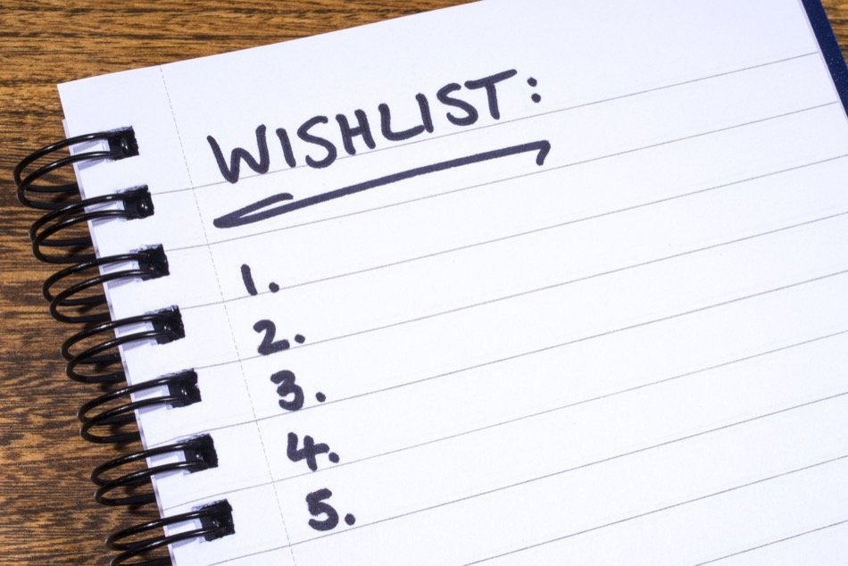 5 Things to Remember When Making a Home Buying Wishlist