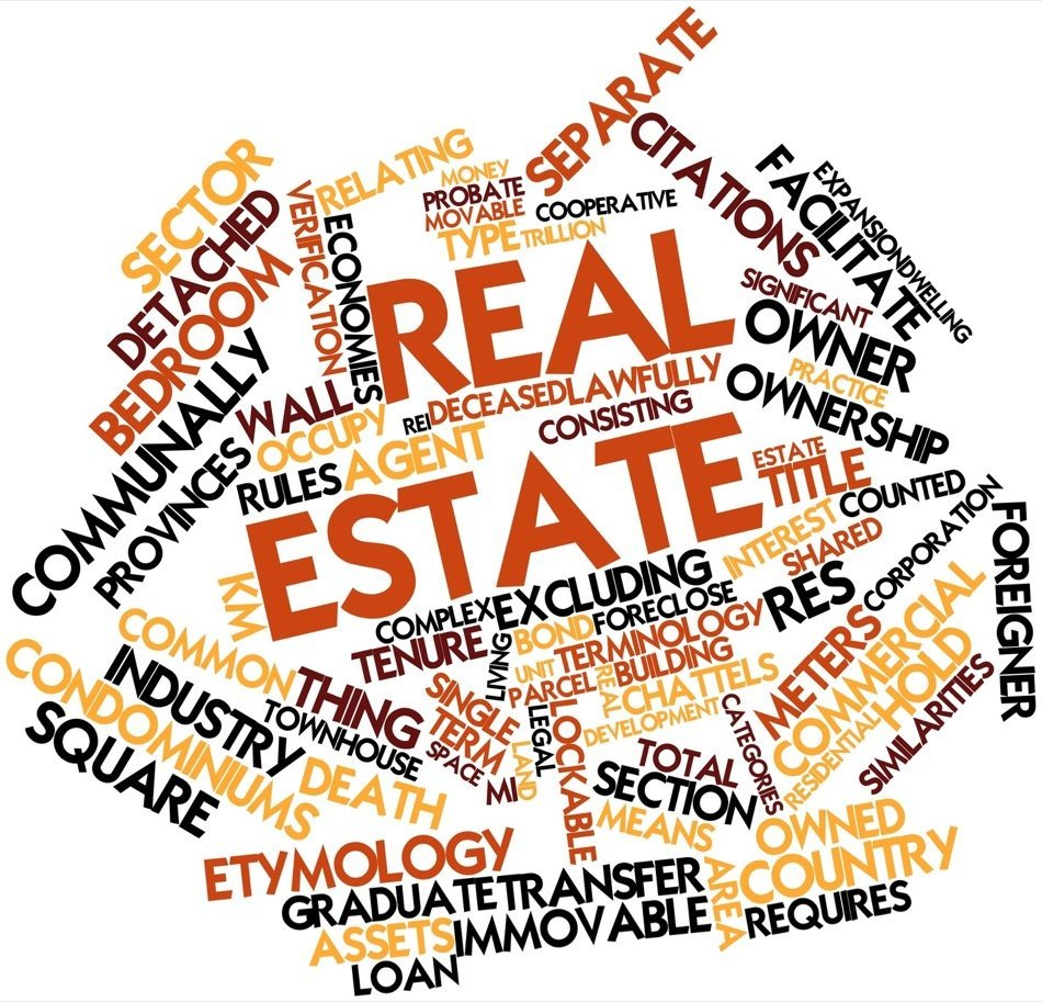 What Does Common Real Estate Terminology Mean?