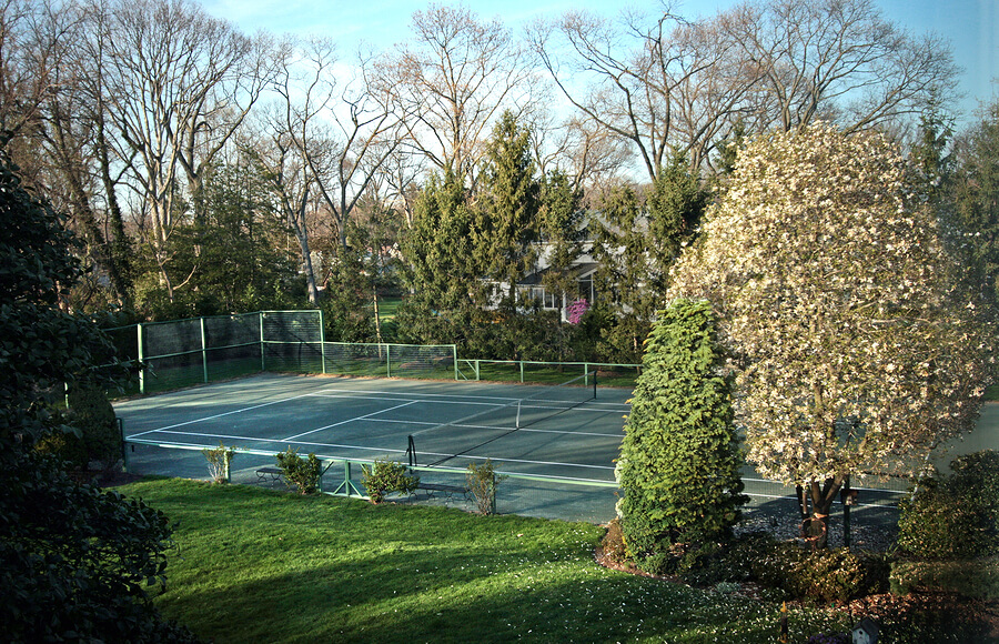 Nashville Homes For Sale with a Tennis Court