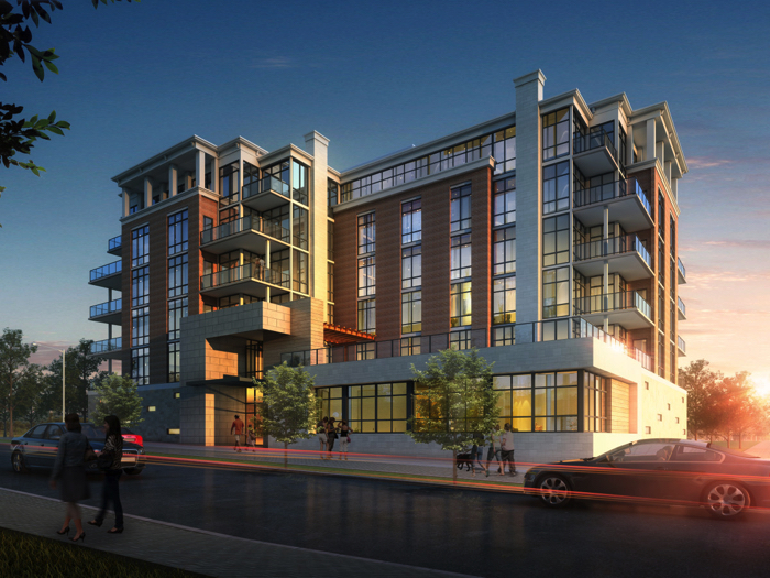 Poston at the Park Condos For Sale, Nashville